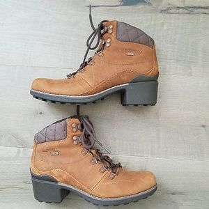 Merrell | Chateau mid lace waterproof boots